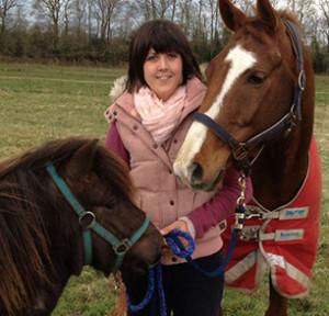 Dr Becky Lees BVSc Cert AVP (EM) MRCVS. Becky is an experienced equine vet who works as Vet Advisor for Nettex. In her spare time she enjoys riding her horse Markie.