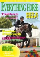 Everything Horse magazine, July 2015