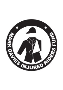 Mark Davies Injured Riders Fund Logo