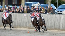 Polo News - The USA were victorious last time they played England at Hickstead in 2014. (c)Imagesofpolo.com