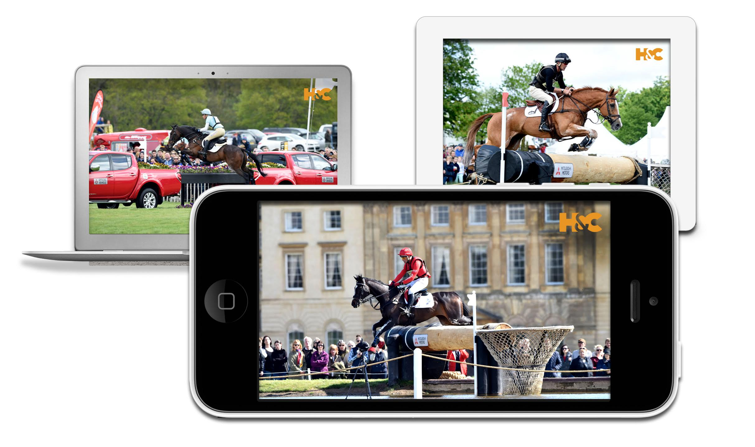 Horse and Country TV Badminton Coverage