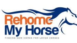 rehome my horse logo
