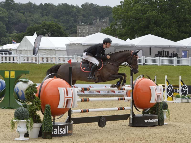 Winner Benjamin Raistrick on Top Limit