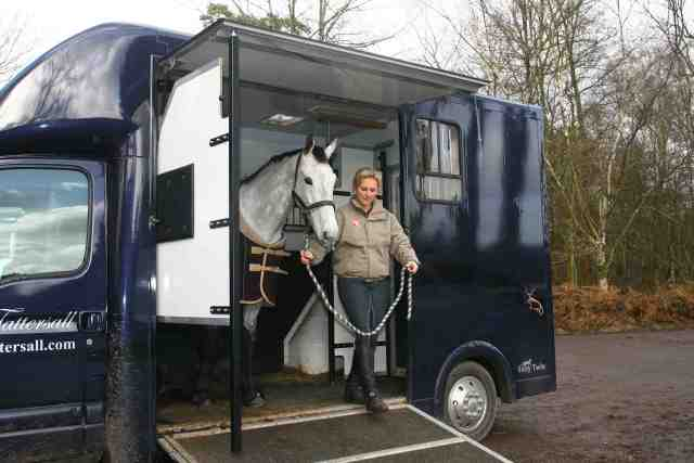 looking after your competition horse's legs top professional event rider Gemma Tattersall