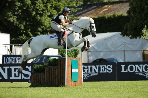 Pippa Funnell is among the entries for the Amlin Plus Eventers' Challenge. Image (c) Julian Portch