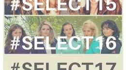 Tottie #select17 campaign