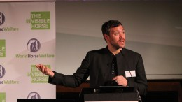 Will Young Speaking at the 2016 World Horse Welfare Conference