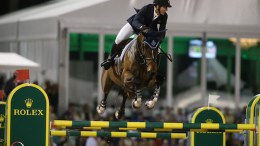 McLain Ward and HH Azur. Photos © Sportfot