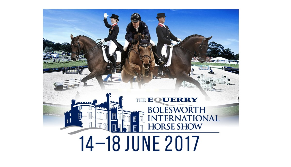 Early Bird Ticket offer for The Equerry Bolesworth International Horse Show