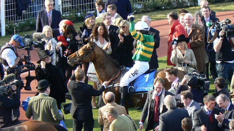 Cheltenham 2017 - Winner of the Champion Hurdle, Cheltenham Festival 2010