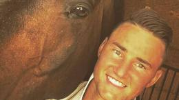 10 things you didn't know about British dressage rider Stephen Hayes