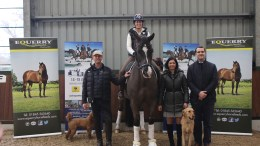 The Equerry Bolesworth International Horse Show yesterday announced that it is launching a full CDI*** at this year's show