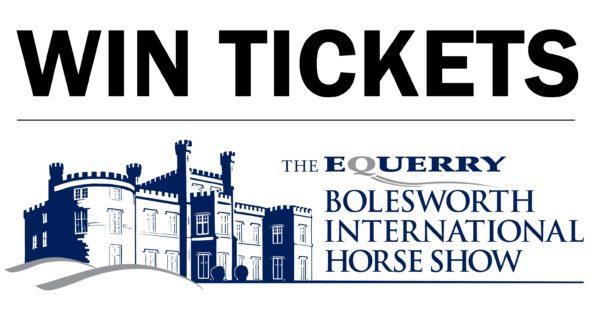 Win tickets to bolesworth International
