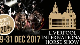 Liverpool International Horse Show 2017 Early Bird Offer 20% Off