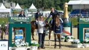 Anthony Condon on Balzac Bolesworth International Grand Prix