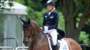 Event Rider Masters, Leg 2 - Ingrid Klimke riding SAP Escada FRH