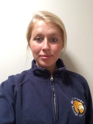 Rescue animals benefit from McTimoney treatment - Sophie Plummer Jones