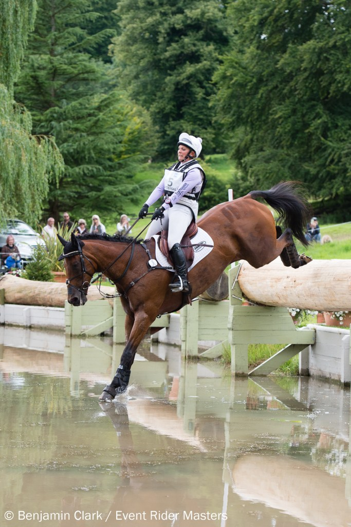 Gemma Tattersall and Arctic Soul. Photo credit:  Event Rider Masters