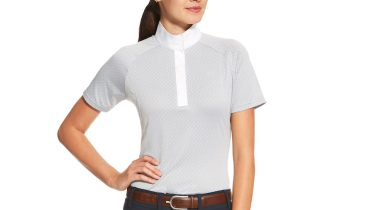 Ariat Ladies Hex Showstopper Show Shirt