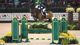 Kent Farrington and Gazelle. Photo Credit ©Sportfot.