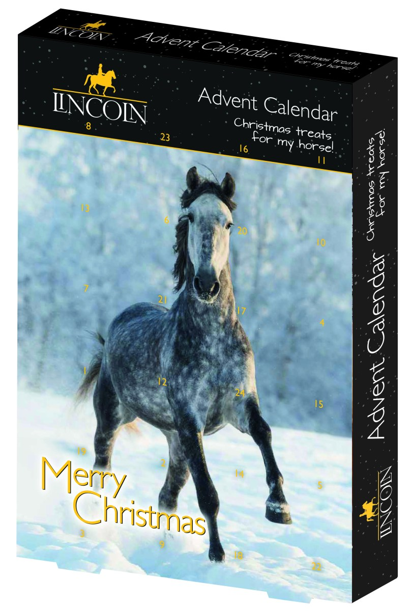 Lincoln Advent Calendar for your Horse