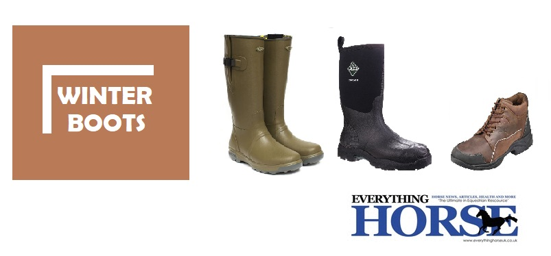 Winter Boots for the Equestrian | Everything Horse