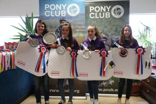 Pony Club National Quiz Finals