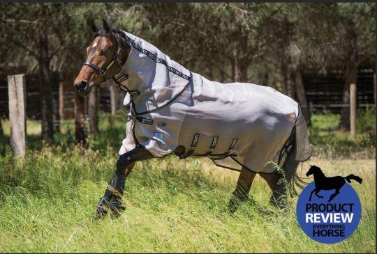 Horseware Vamoose Flybuster Rug review