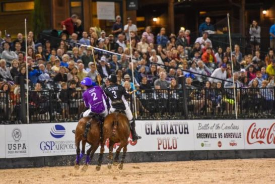 Gladiator Polo Returns