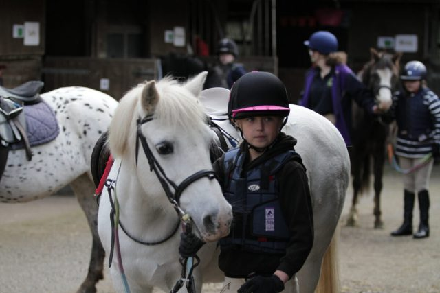 The Riding for the Disabled Association are encouraging more riding schools and centers in the West Midlands to sign up to the Accessibility Mark scheme.