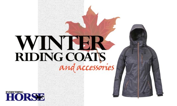 winter riding coats and accessories