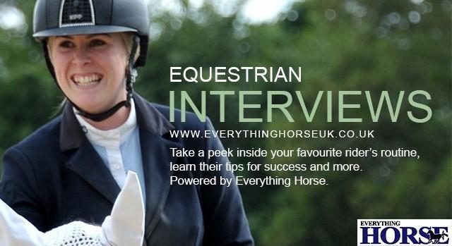 equestrian interviews
