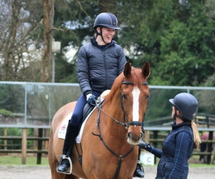 Sophie Christiansen is one of the 50 Faces helping to celebrate RDA's 50th Anniversary