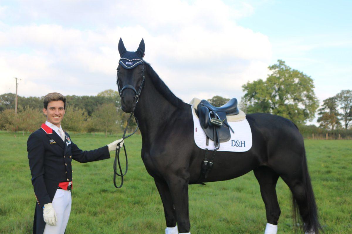 Alex Harrison - Defining a Green Horse