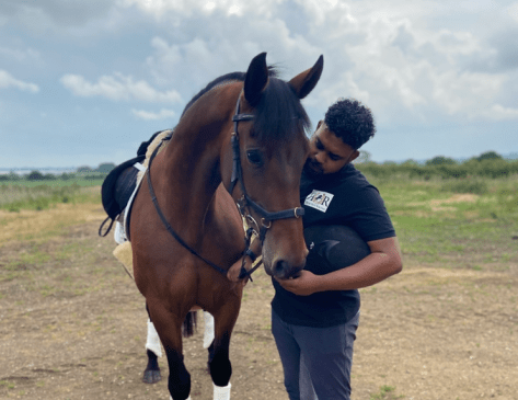 Reece Reece McCook - Striving for Equestrian Equality