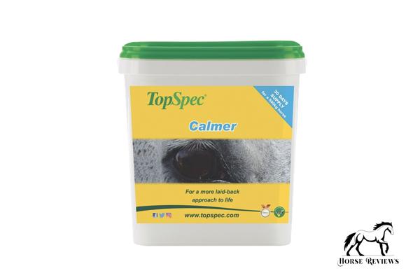 Top Spec Calmer Review