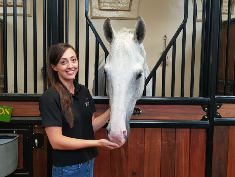 Cherith Wilson investigates benefits of equine assisted therapy for children