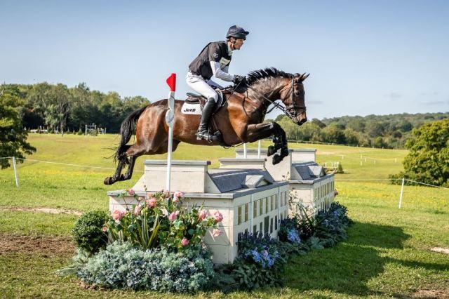William Fox-Pitt Cornbury House Horse Trials 2020