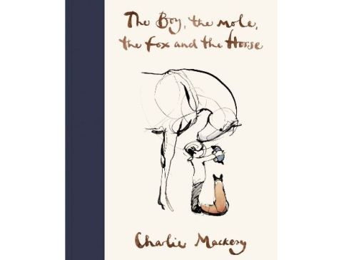 The Boy the Fox the Mole and the Horse front cover