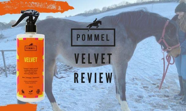 Pommel Velvet Review