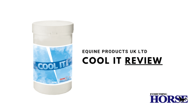 Equine Products UK Cool It Review