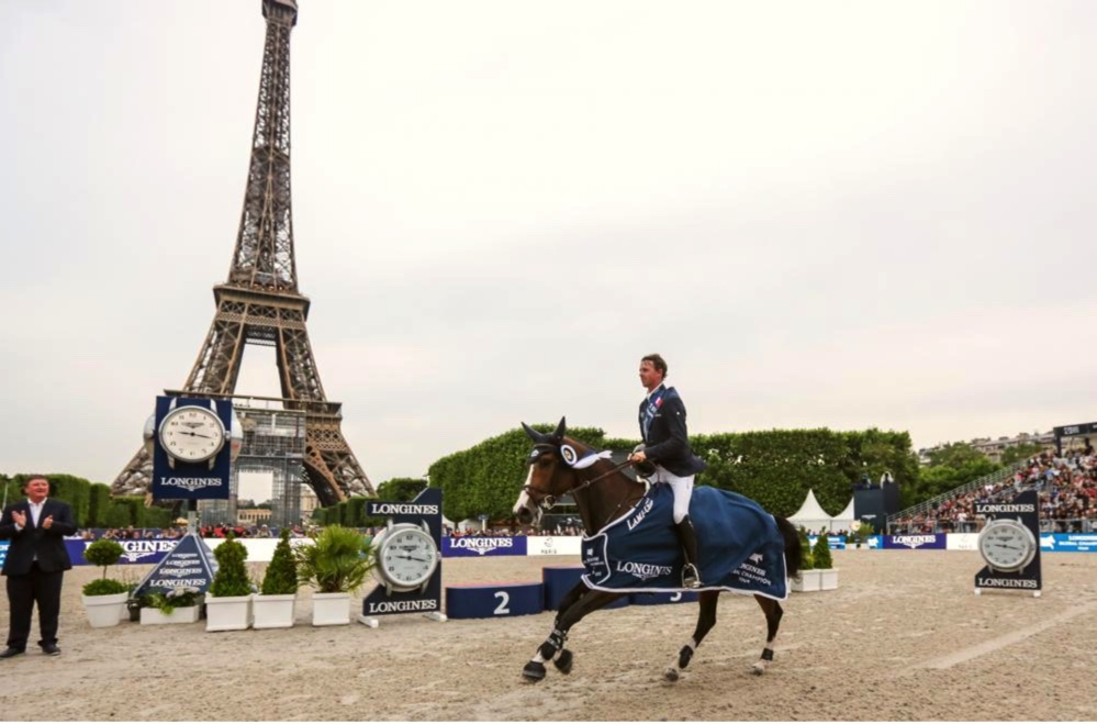 Ben Maher second win of the season as he claims LGCT Grand Prix of Paris
