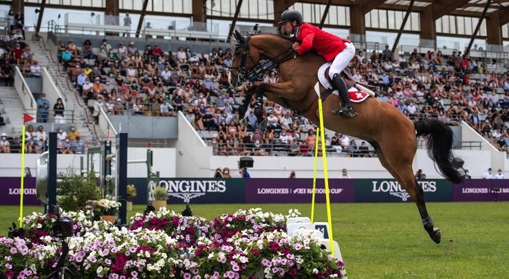 Longines FEI Jumping Nations