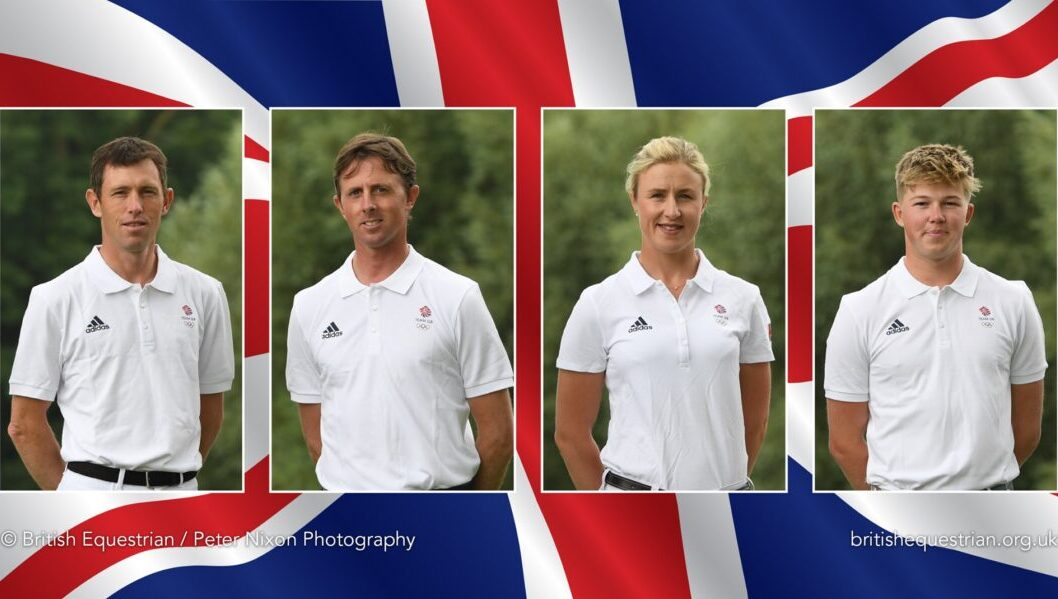 Team GB Showjumping Team Announced For Tokyo 2020 Olympic Games