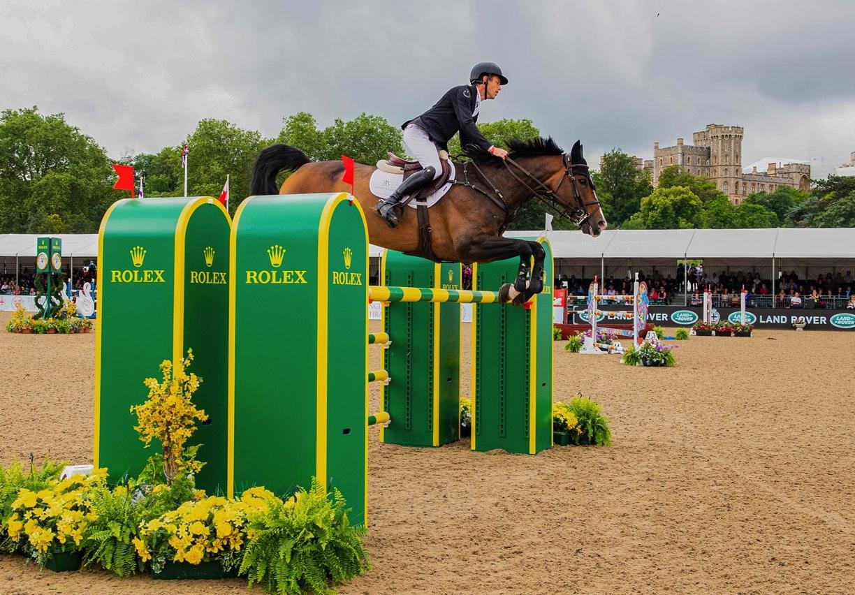 CSI5* Manama Rose Show Stakes Royal Windsor Horse Show 2021