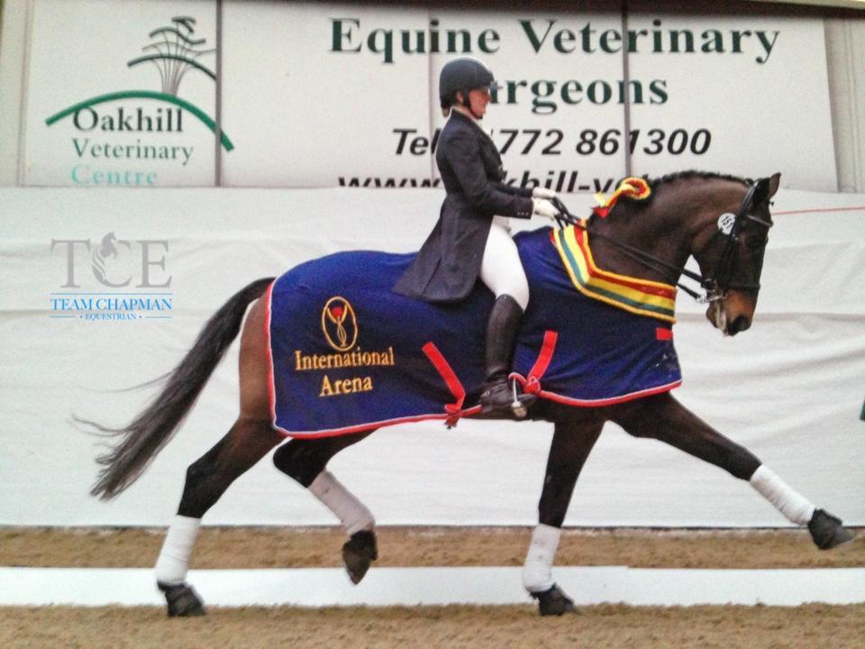 Melissa Chapman - Team Chapman Equestrian