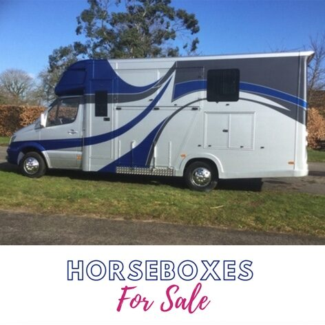 Horseboxes and Trailers for Sale with Everything Horse