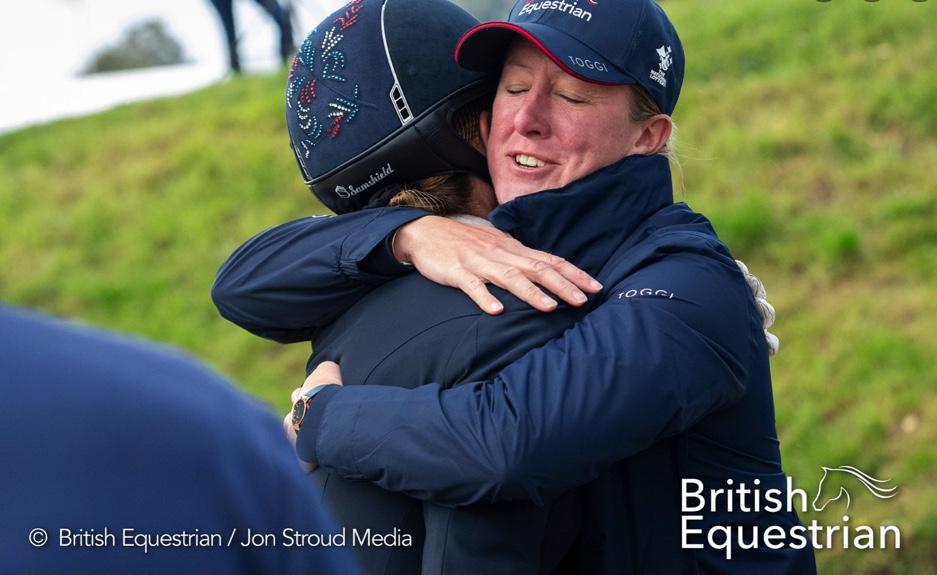 Nicola Wilson image copyright British Equestrian / Jon Stroud Media