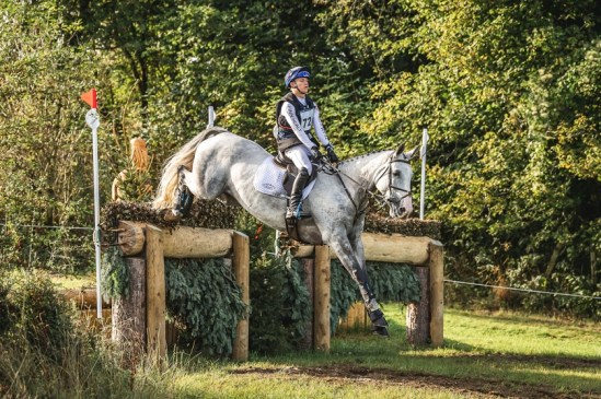 Finn Healy on Fathers Compromise Cornbury House Horse Trials 2021. Image credit Sarah Farnsworth Photography