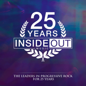 insideOutMusic 25 Years